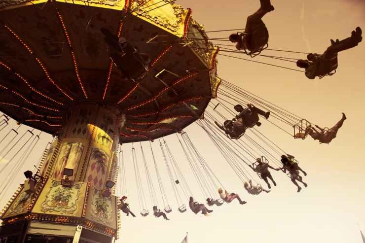themed park rides